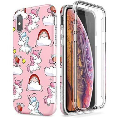 funda para movil unicornio
