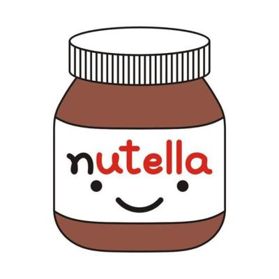 Divertida nutella Kawaii