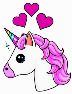 <h3>Unicornios kawaii cute</h3>